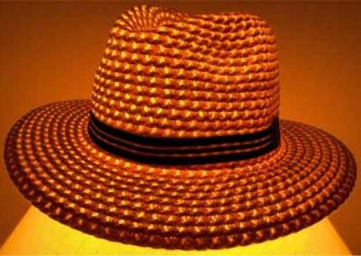 Hat Illuminated